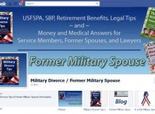 Former Military Spouse on Facebook